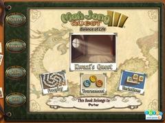 CrimsonRain.Com Mah Jong Quest III / Mah Jong Quest: Balance of Life  麻將探秘3