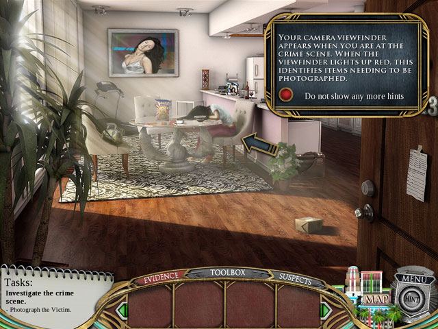 Online Game, Video Games, Adventure Games, All Access Games, Free Games, Hidden Object Games, Real Detectives: Murder in Miami