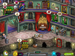 Online Game, Online Games, Video Game, Video Games, Purchase Only Games, Time Management Games, Haunted Domains