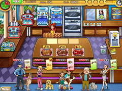 Online Game, Online Games, Video Game, Video Games, All Access Games, Time Management Games, Jessica's BowWow Bistro