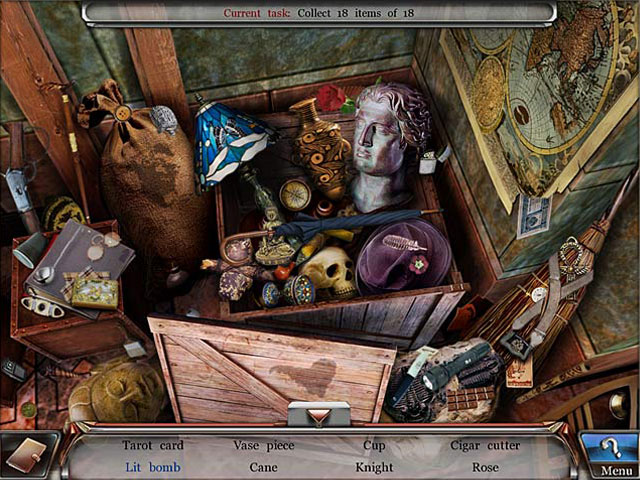 Game, Online Games, Video Game, Video Games, Adventure Games, Hidden Object Games, Purchase Only Games, Millennium Secrets: Roxanne's Necklace