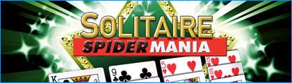 SpiderMania Solitaire (aka Spider Mania) Fea_wide_2