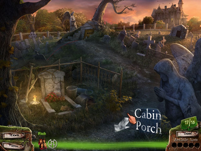 Online Game, Video Games, Adventure Games, Hidden Object Games, Premium Games, Purchase Only Games, Campfire Legends: The Last Act