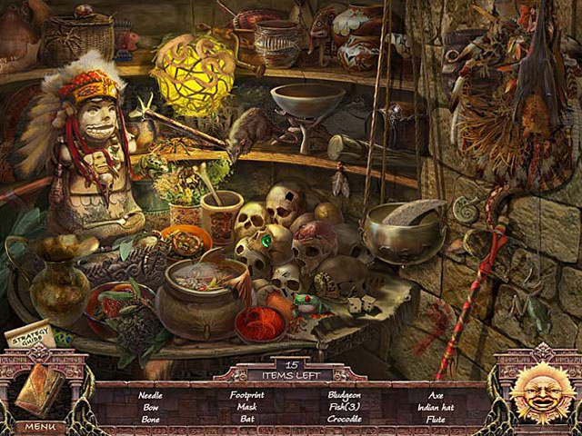 Game, Online Games, Video Game, Adventure Games, Hidden Object Games, Purchase Only Games, Puzzle Games, Secrets of the Dark: Temple of Night