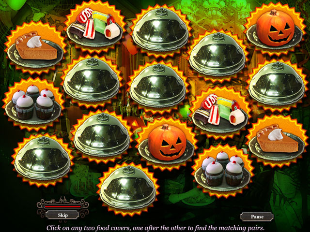 Online Game, Video Games, Adventure Games, All Access Games, Hidden Object Games, Halloween: Trick or Treat