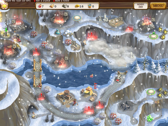 Online Game, Online Games, Video Game, Video Games, All Access Games, Time Management Games, Roads of Rome 3