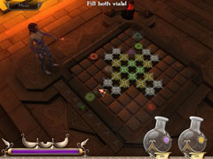 Online Game, Online Games, Video Game, Video Games, All Access Games, Match-3 Games, Magical Mysteries: Path of the Sorceress