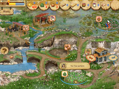 Online Game, Online Games, Video Game, Video Games, All Access Games, Time Management Games, Pioneer Lands