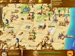 Online Game, Online Games, Video Game, Video Games, Purchase Only Games, Time Management Games, Tycoon Games, The Time Builders: Pyramid Rising